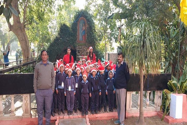 DAV Public School-Chritmas Celebrations