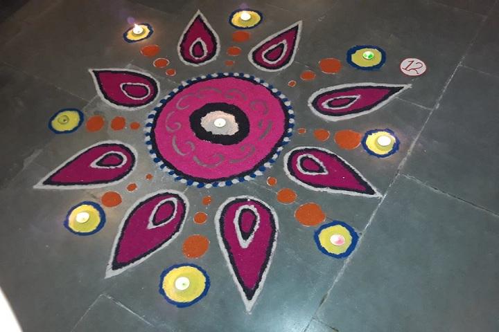 DAV Public School-Diwali Celebrations