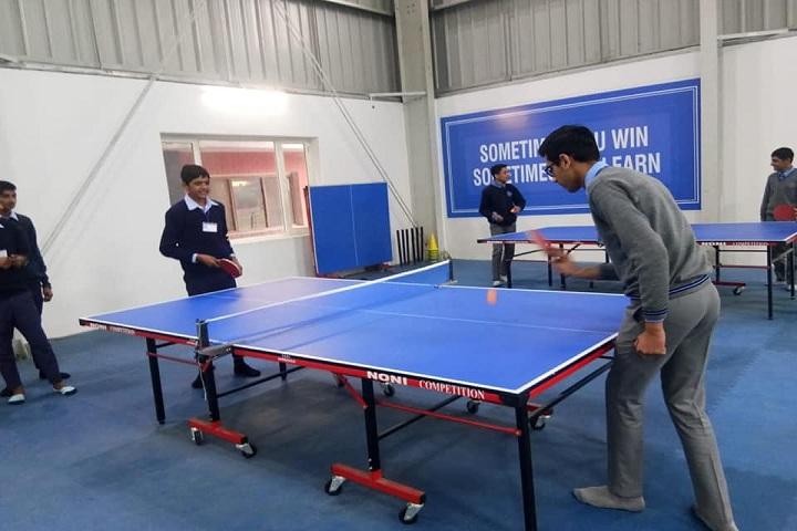DAV Public School-Indoor Games