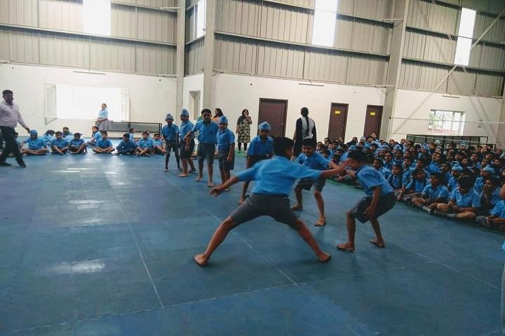 DAV Public School-Sports Room