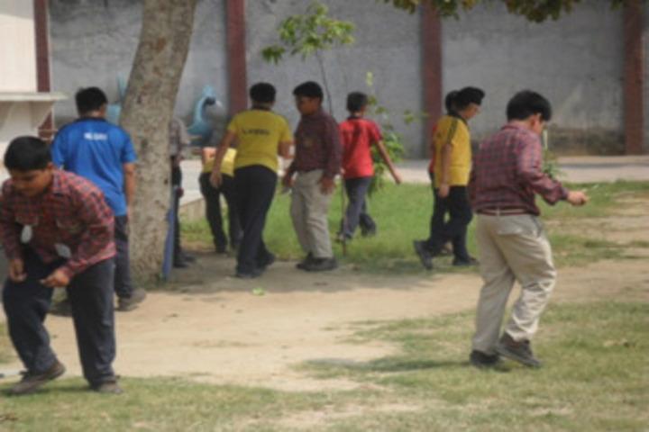 DAV Public School-Swachtha Abiyan