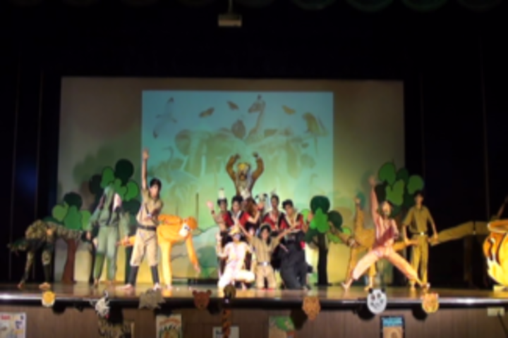 DAV Public School-Wild Life Conversation