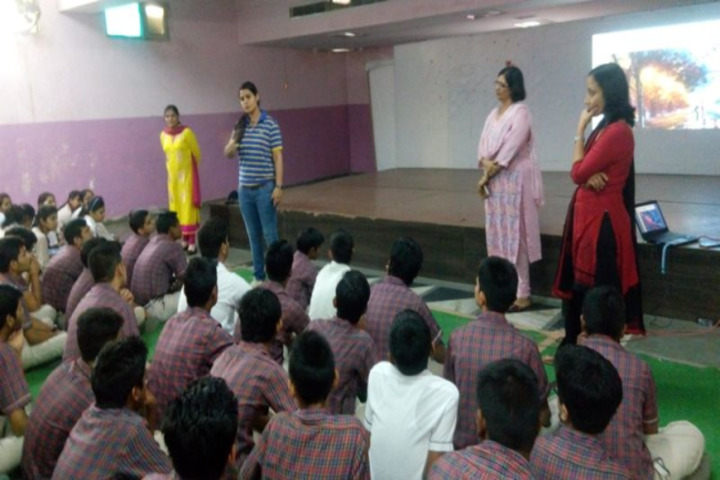 DAV Public School-Career Councelling