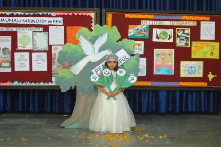 DAV Public School-Harmony Week