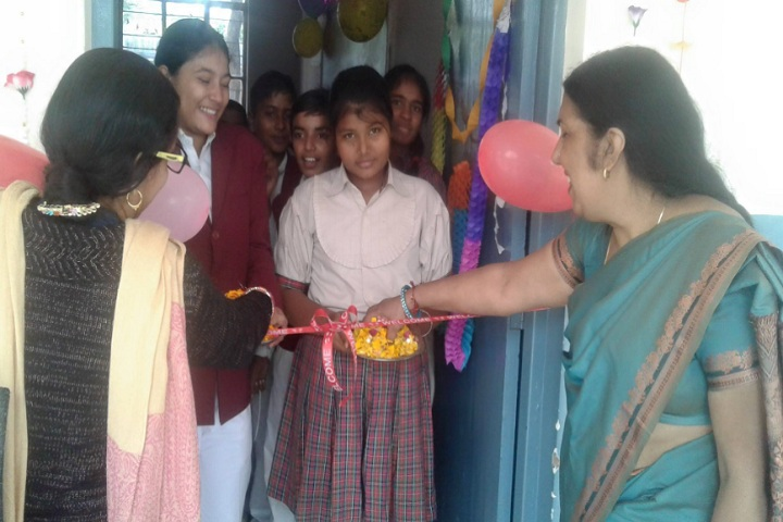 D A V Public School-Inauguration