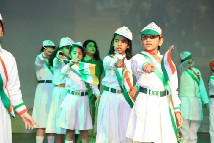 DAV Public School-Republic Day Celebrations