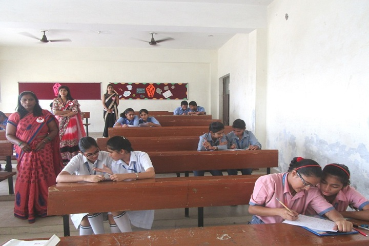D H Lawrence Senior Secondary School- Classrooms