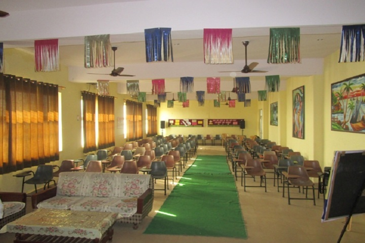 D H Lawrence Senior Secondary School- Multipurpose Hall