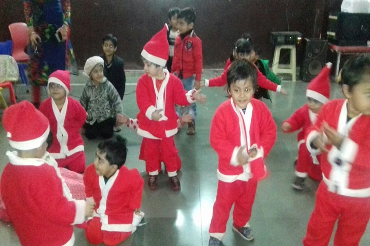 D H Lawrence Senior Secondary School-Christmas Celebration