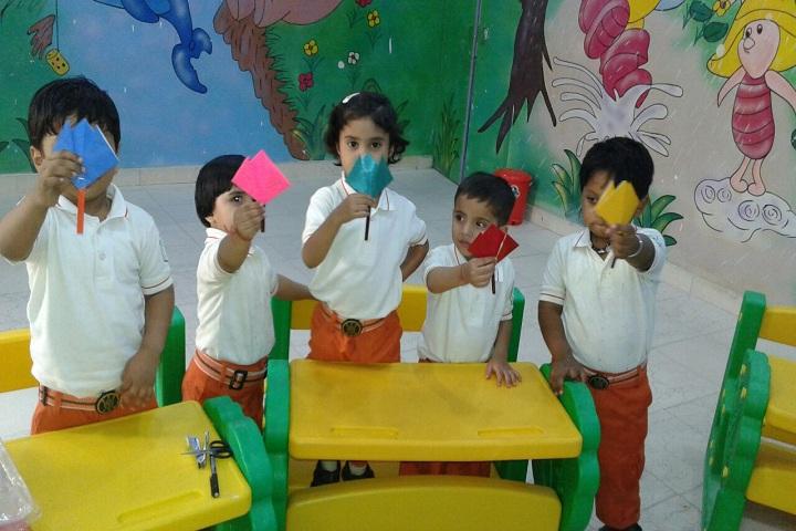 Delhi Public School-Class Activity
