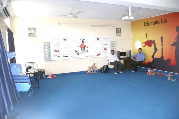 Delhi Public School-Robotronsic Lab