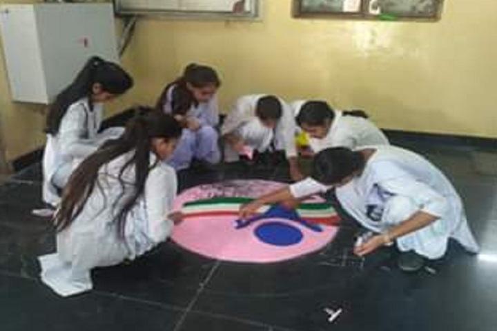 D P S Mewat Model School-Activities