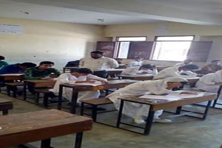 D P S Mewat Model School-Classrooms