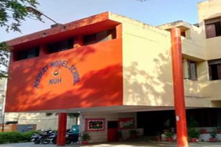 D P S Mewat Model School-School Campus