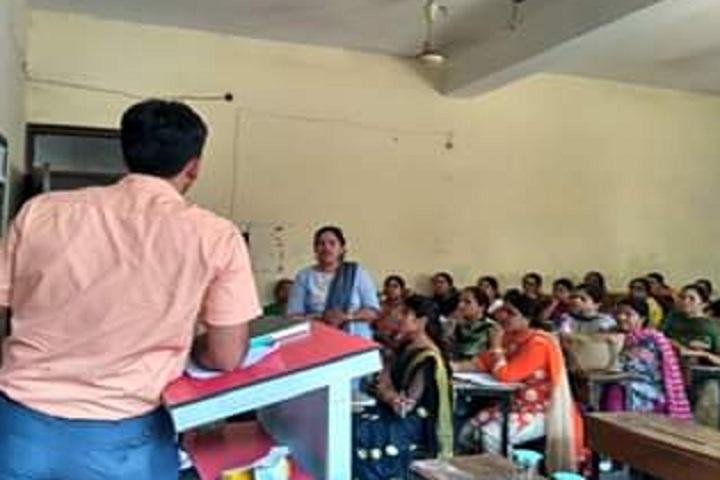D P S Mewat Model School-Seminar