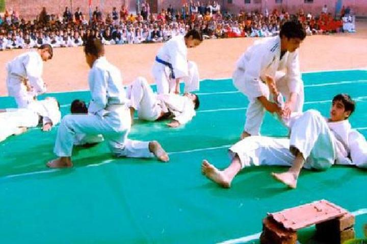 D R K Adarsh Vidya Mandir- Sports