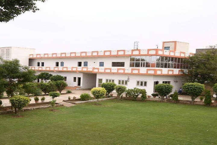 D S Arya Senior Secondary School-School Campus