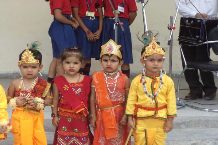 DAV Police Public School-Fancy Dress