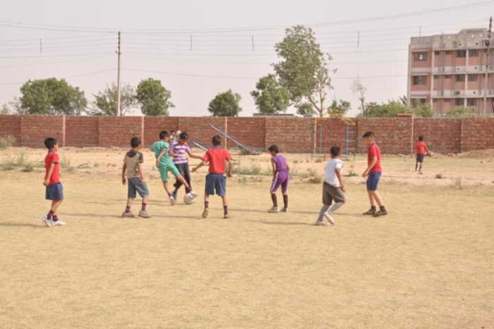 DAV Police Public School-Sports