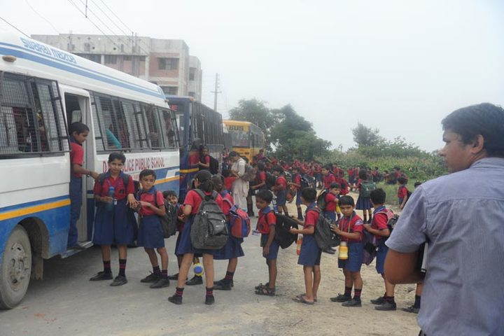 DAV Police Public School-Transport
