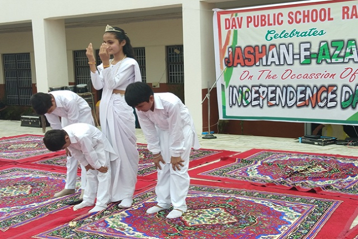 DAV Public School-Celebration