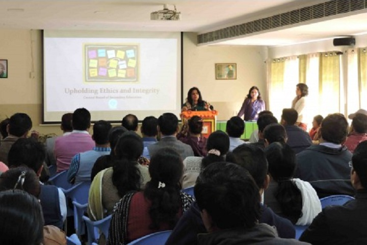 DPSG-Smart Classroom