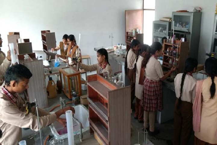 D R A Senior Secondary School-Laboratory