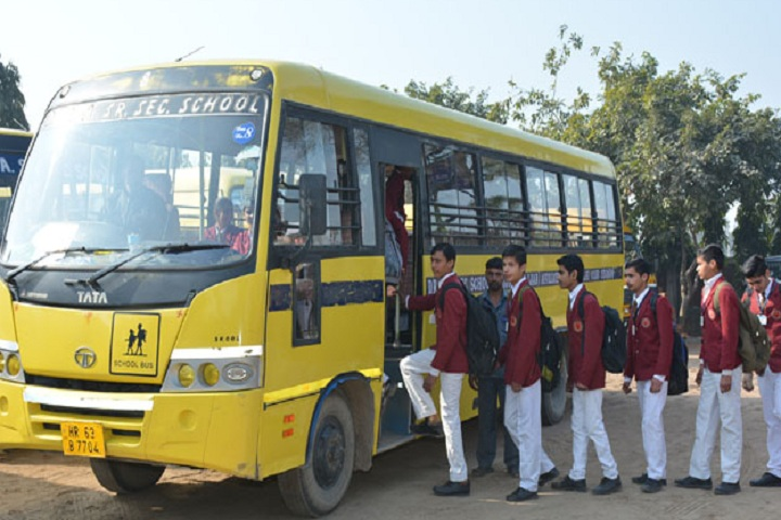 D R A Senior Secondary School-Transport