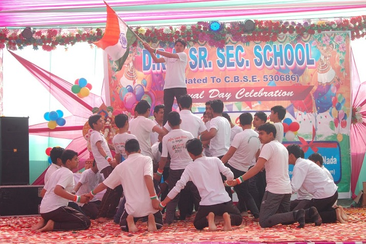 D R A Senior Secondary School-Annual day