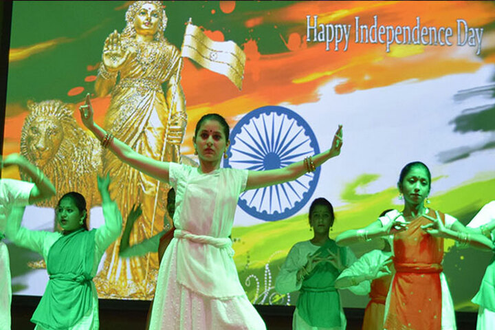 DVM High School-Independence day Celebration