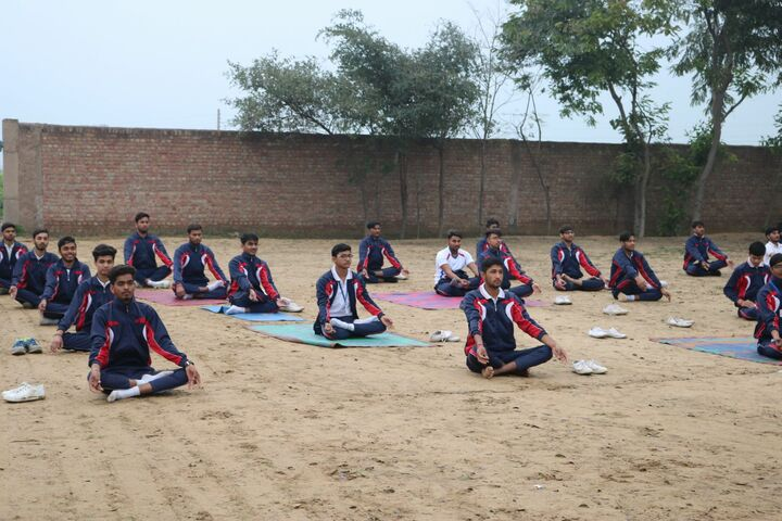 DVM High School-Yoga