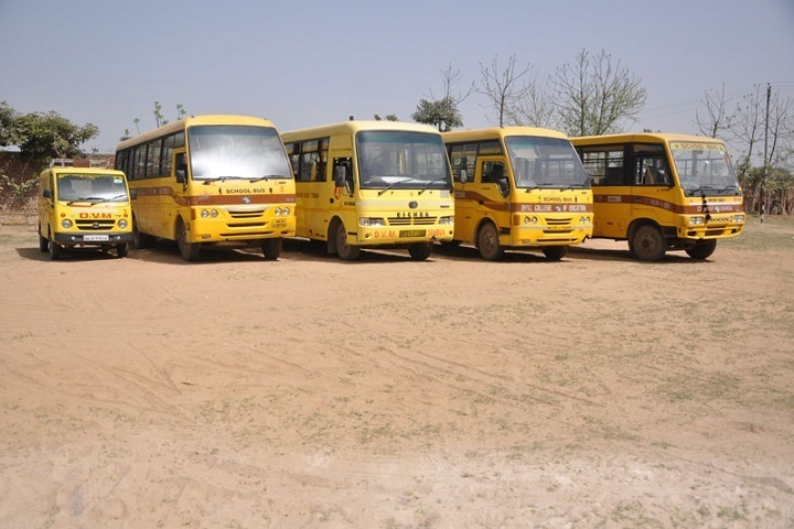 DVM Public School-Transport