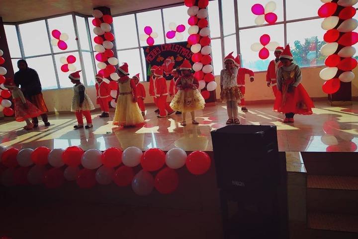 Daffodil Public School-Christmas Celebration