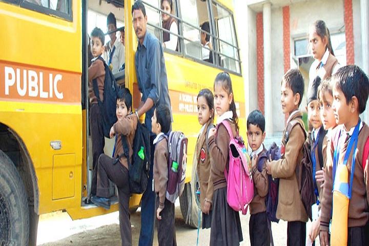 Daffodils Public School-Transport
