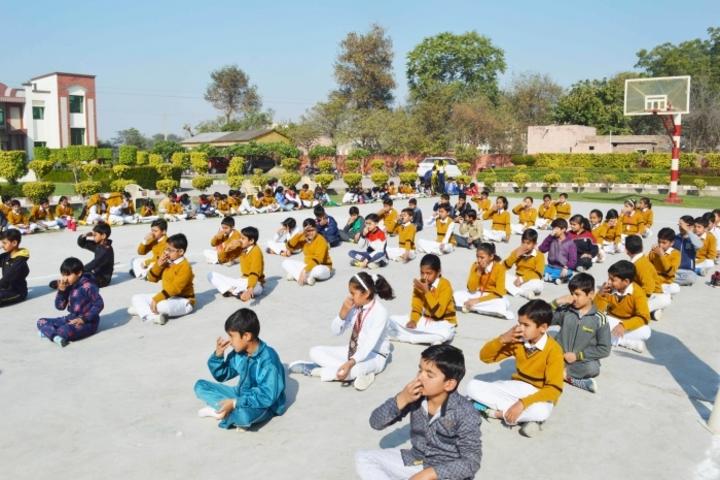 Daffodils Public School-Yoga