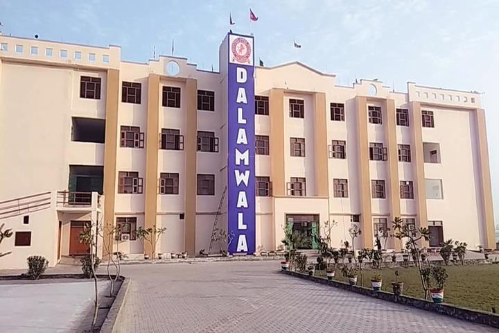 Dalamwala Public School-Campus
