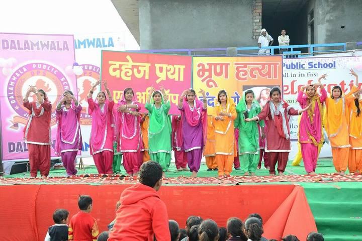 Dalamwala Public School-Dance