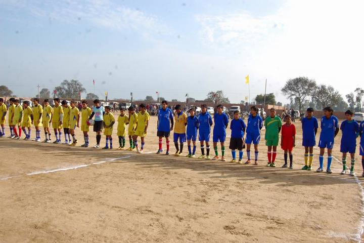 Dalamwala Public School-Sports Team