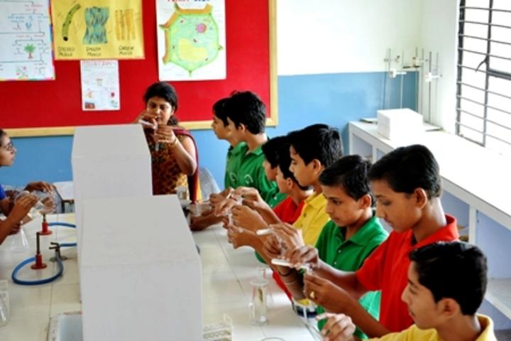 Darshan Academy-Lab