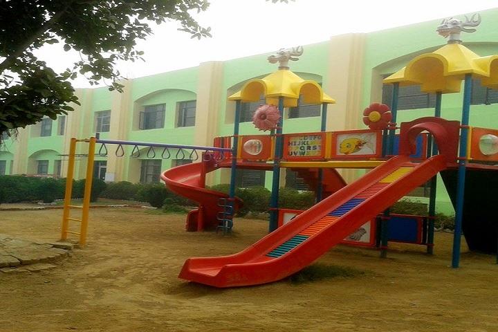 Darshan Academy-Play Area