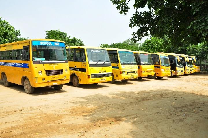 Darshan Academy-Transport