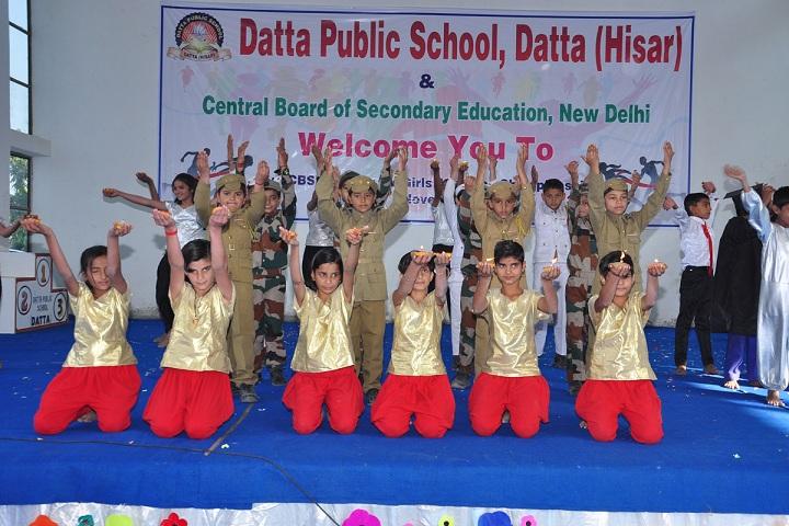 Datta Public School-Annual day