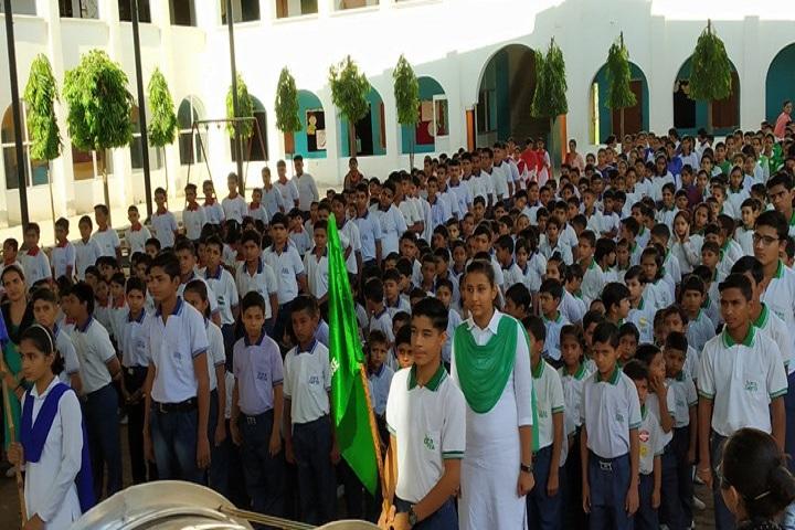 Datta Public School-Assembly