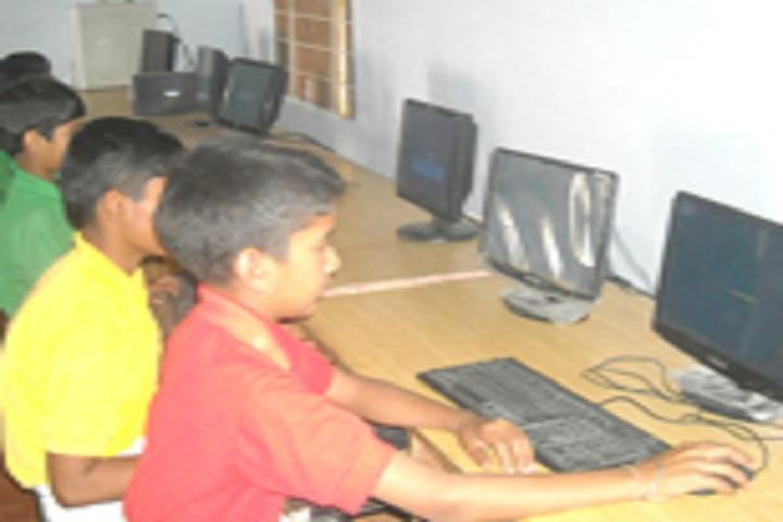 Datta Public School-Computer Lab