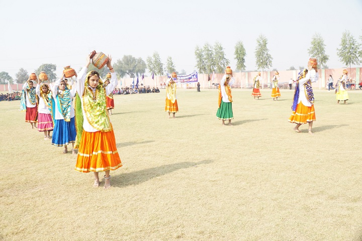 Datta Public School-Dance
