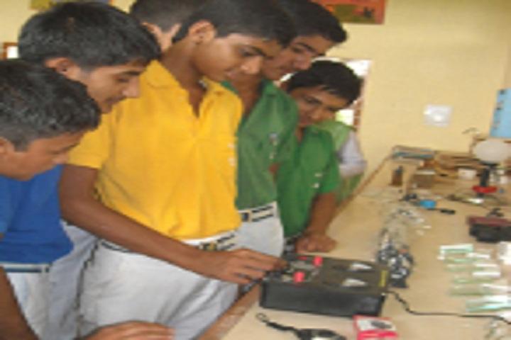 Datta Public School-Physics Lab