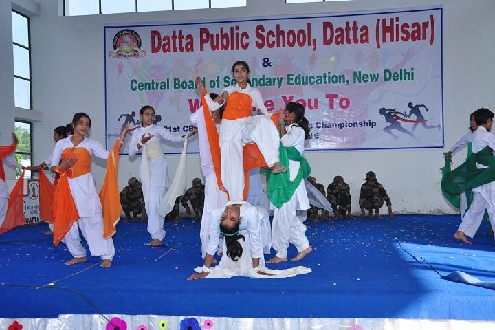 Datta Public School-Republic Day Celebration