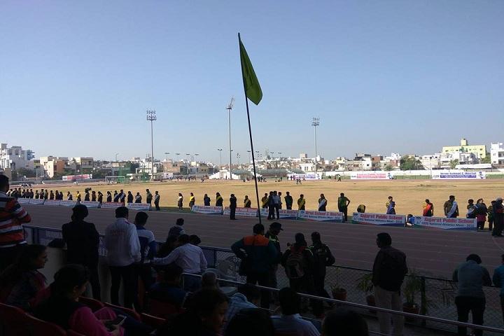 Datta Public School-Sports Day