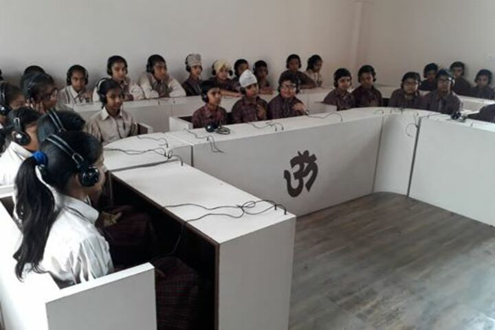 Dav Centenary Public School-Language Lab