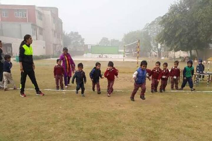 Dav Centenary Public School-Play Ground
